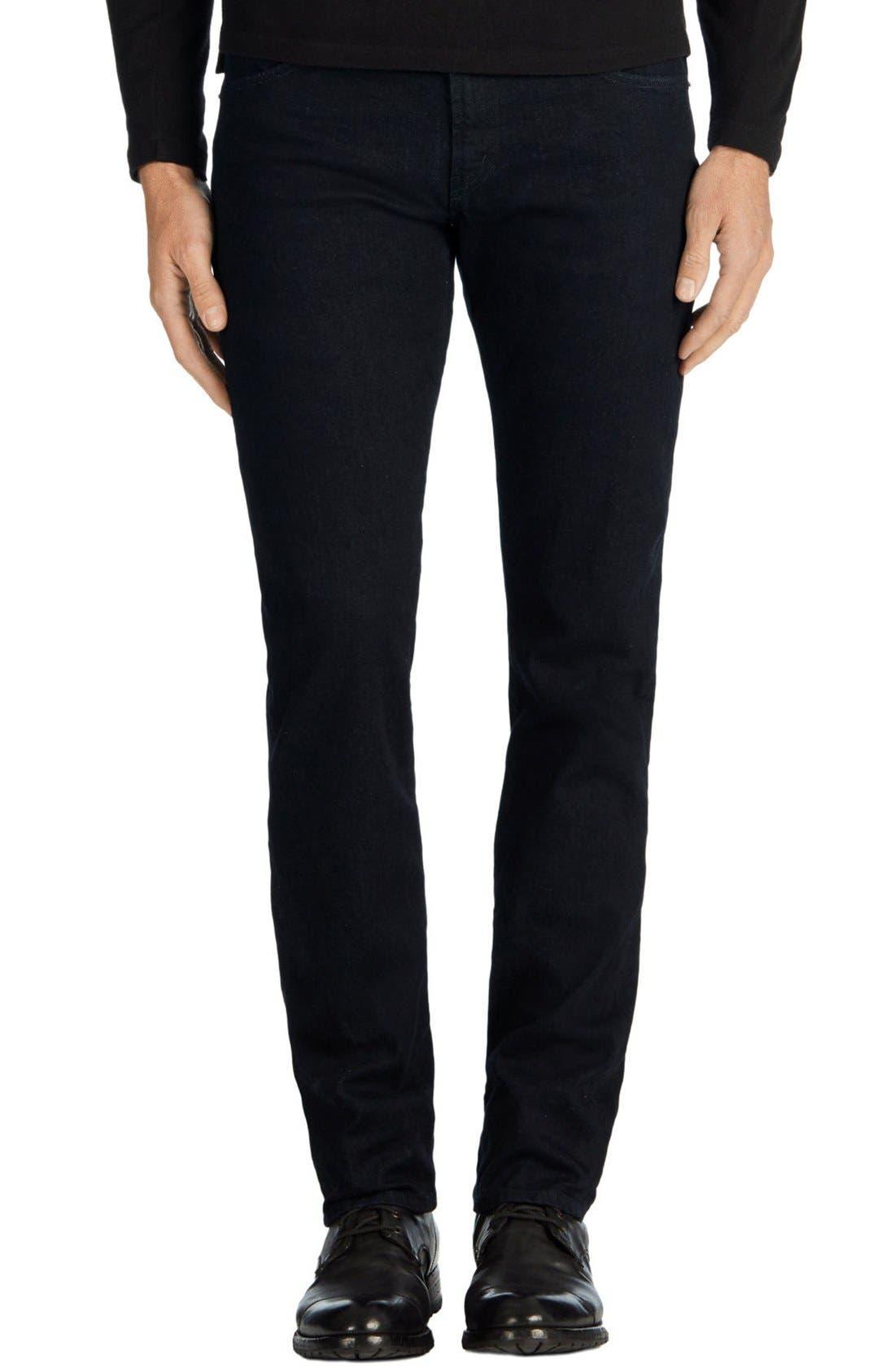 Tyler Slim Fit Jeans,                             Main thumbnail 1, color,                             Ranier