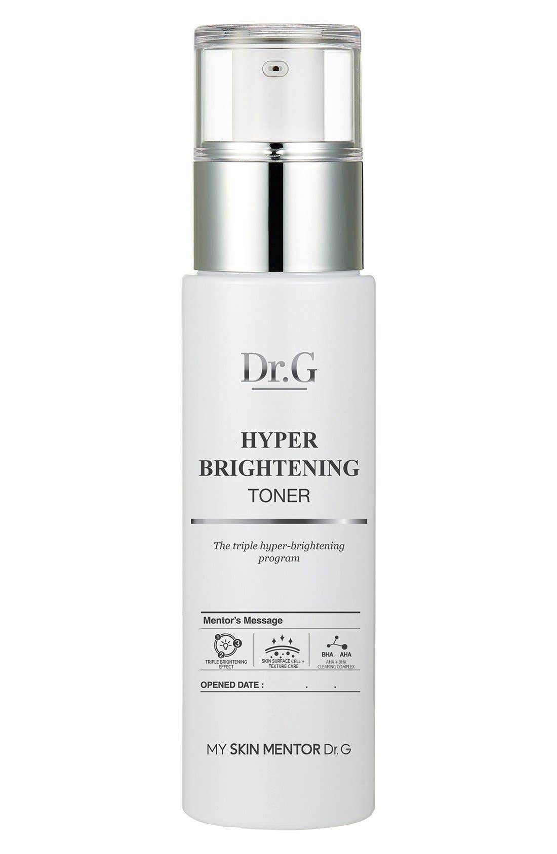 My Skin Mentor Dr. G Beauty Hyper Brightening Toner (Nordstrom Exclusive)