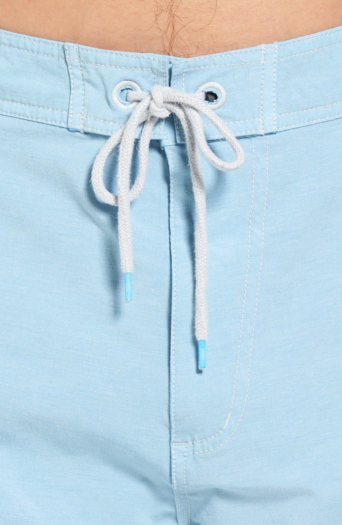 Venice Board Shorts,                             Alternate thumbnail 4, color,                             Light Blue