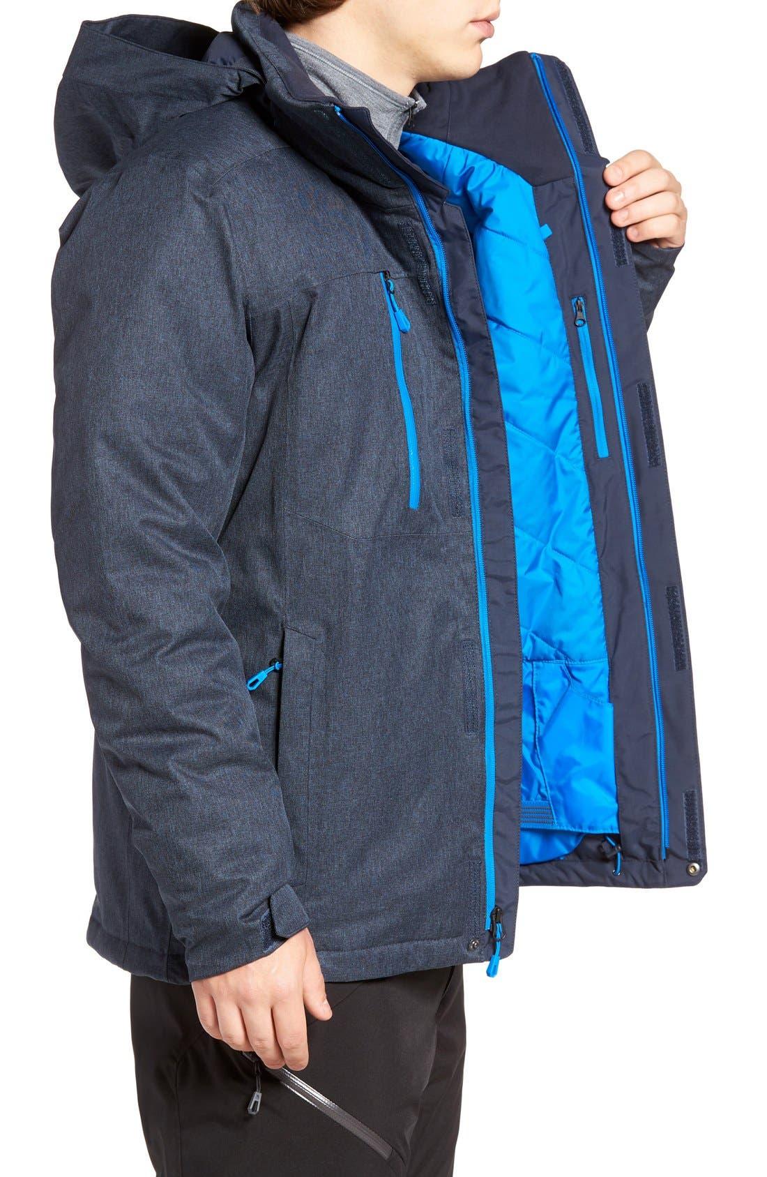 Alternate Image 3  - The North Face Powdance Waterproof Jacket