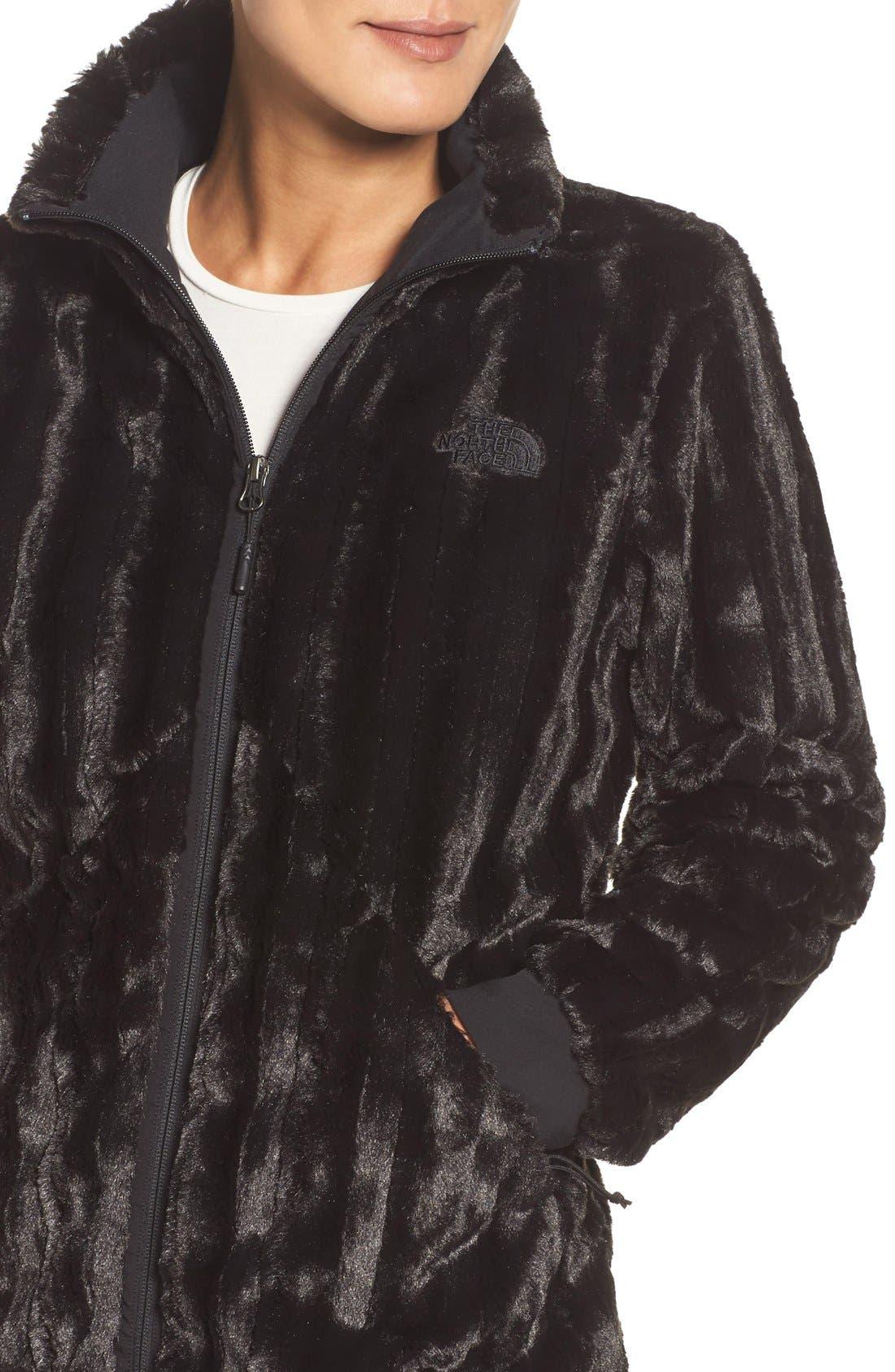 Alternate Image 4  - The North Face Furlander Faux Fur Fleece Jacket