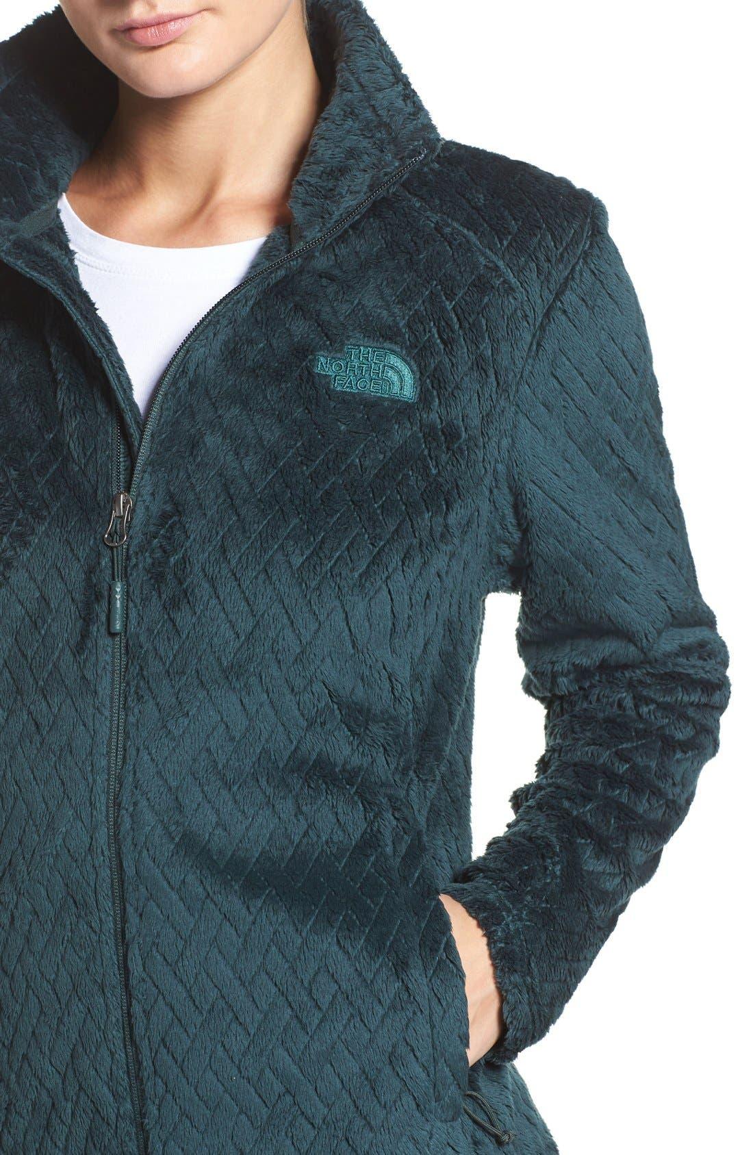 Alternate Image 4  - The North Face Novelty Osito Fleece Jacket