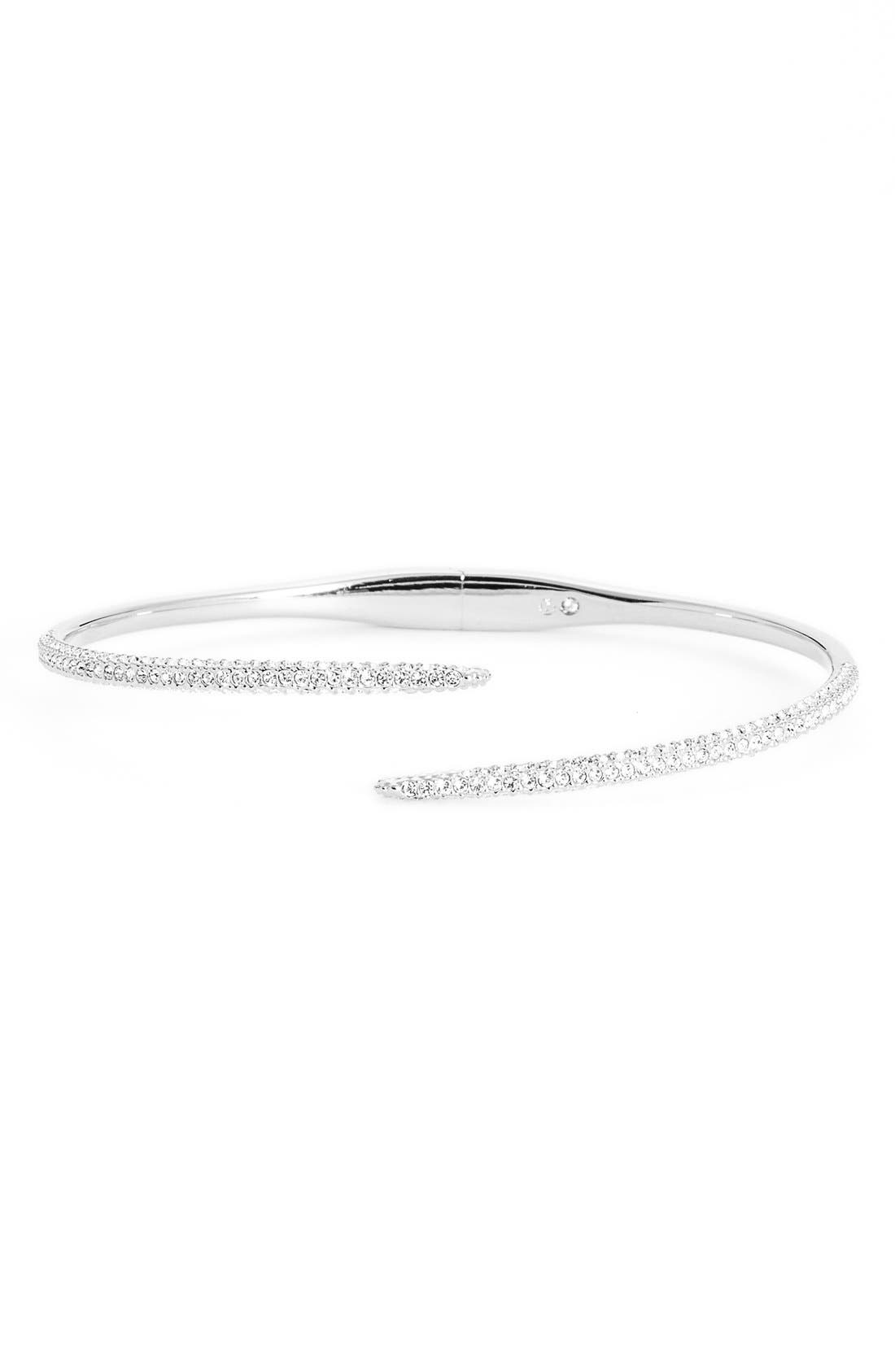 Alternate Image 1 Selected - Nadri Wrap Hinge Bangle