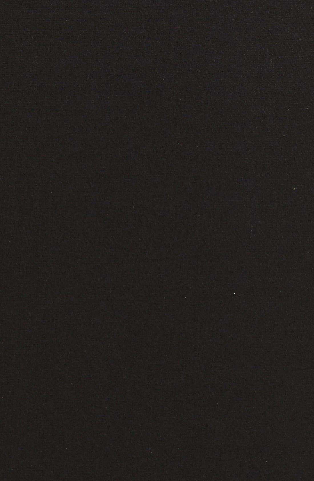 Alternate Image 5  - Jill Jill Stuart Colorblock Plunge Gown