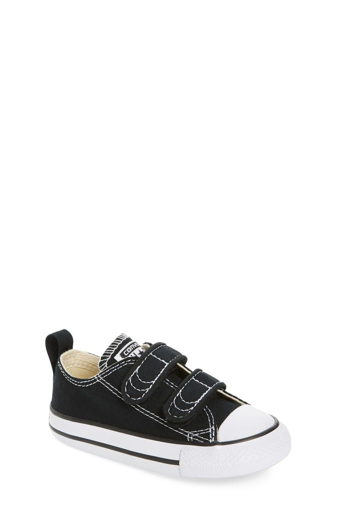 Converse Chuck Taylor® 'Double Strap' Sneaker (Baby, Walker & Toddler)