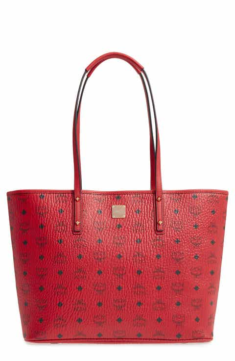 Red Tote Bags for Women: Canvas, Leather, Nylon & More | Nordstrom