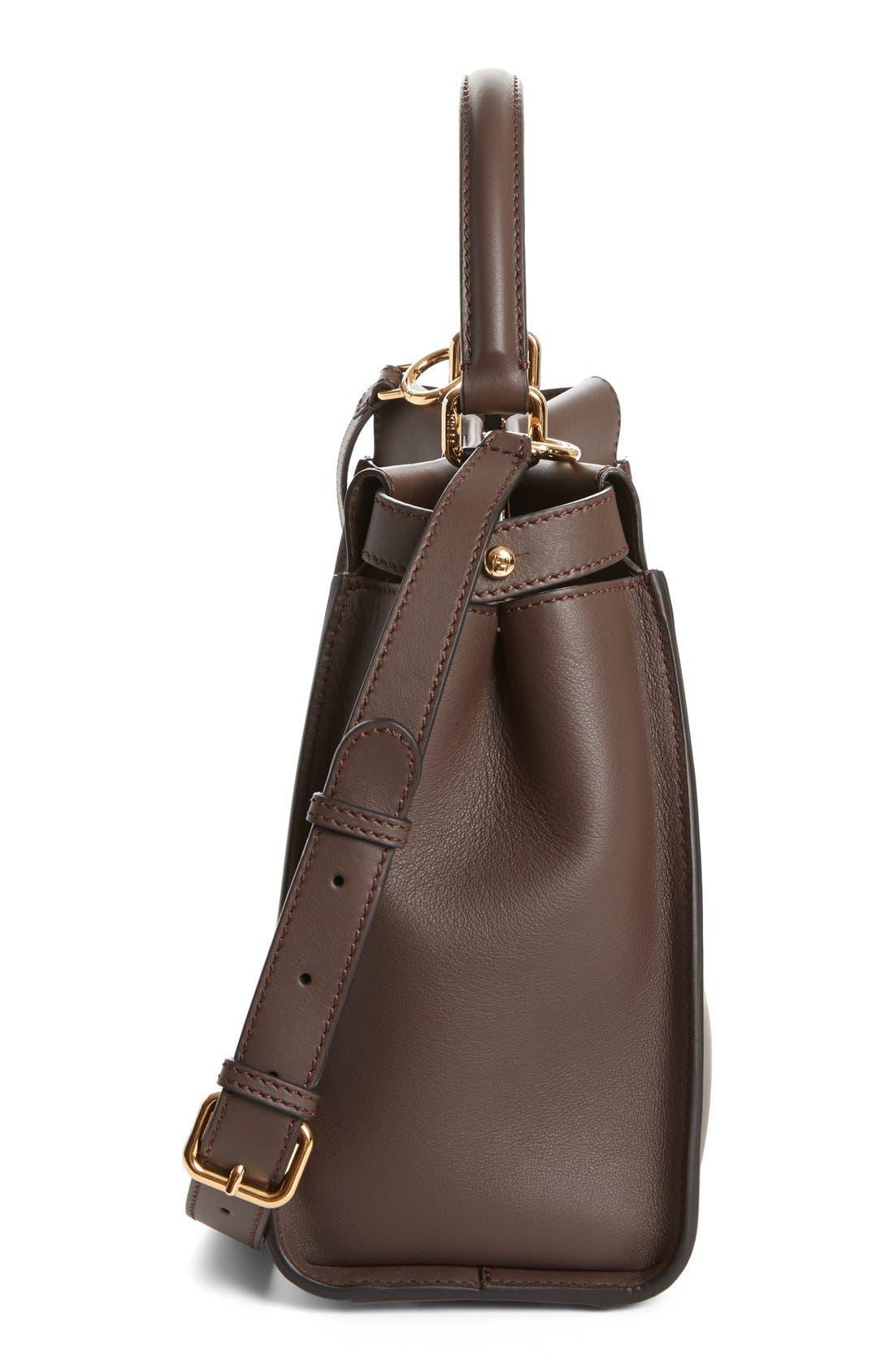 Alternate Image 5  - Fendi 'Peek-A-Boo' Medium Crossbody Bag