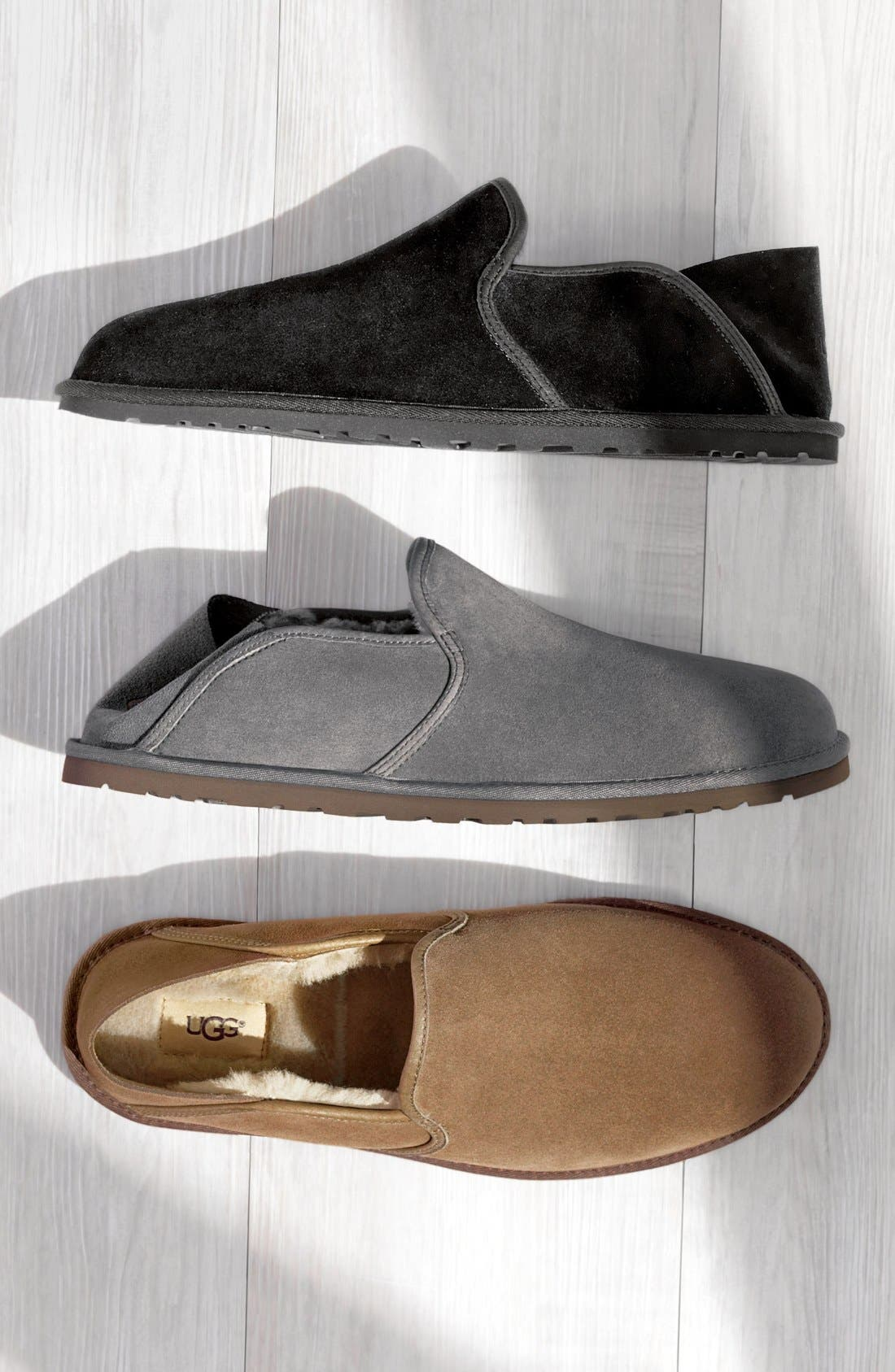Alternate Image 7  - UGG® Cooke Slipper (Men)