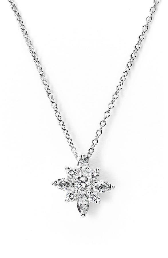 Kwiat 44ct tw diamond star pendant necklace nordstrom main image kwiat 44ct tw diamond star pendant necklace aloadofball