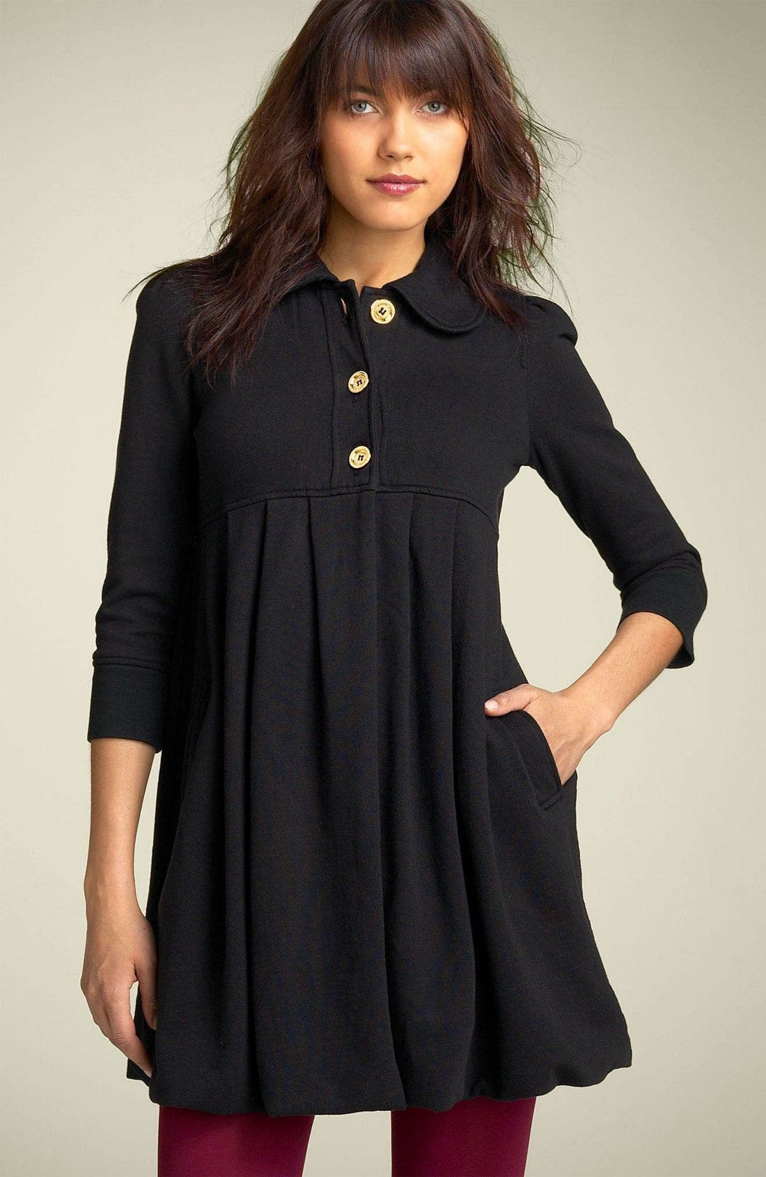 Juicy Couture Fleece Empire Waist Jacket Nordstrom