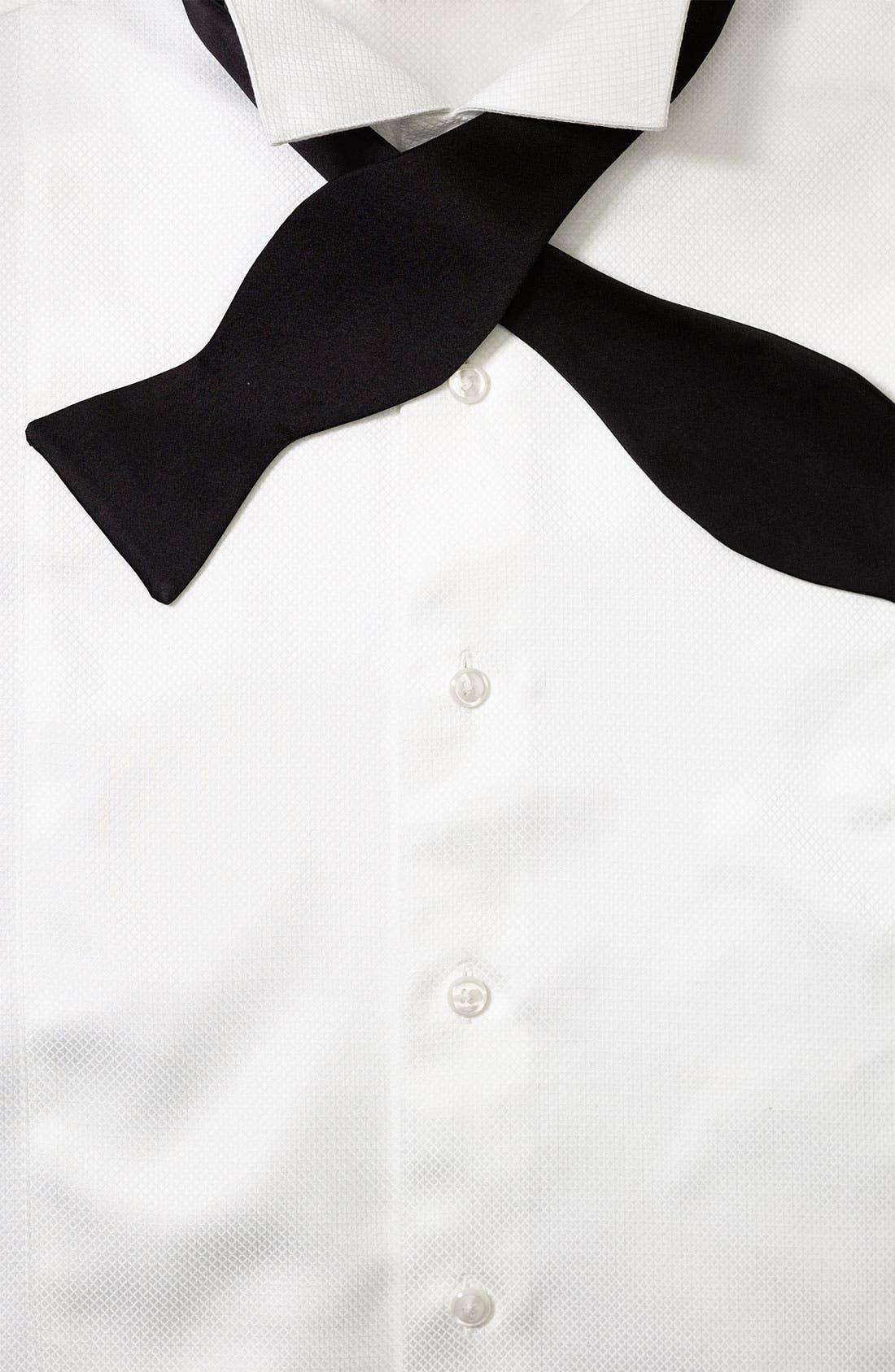 Alternate Image 1 Selected - David Donahue Bow Self-Tied Tie