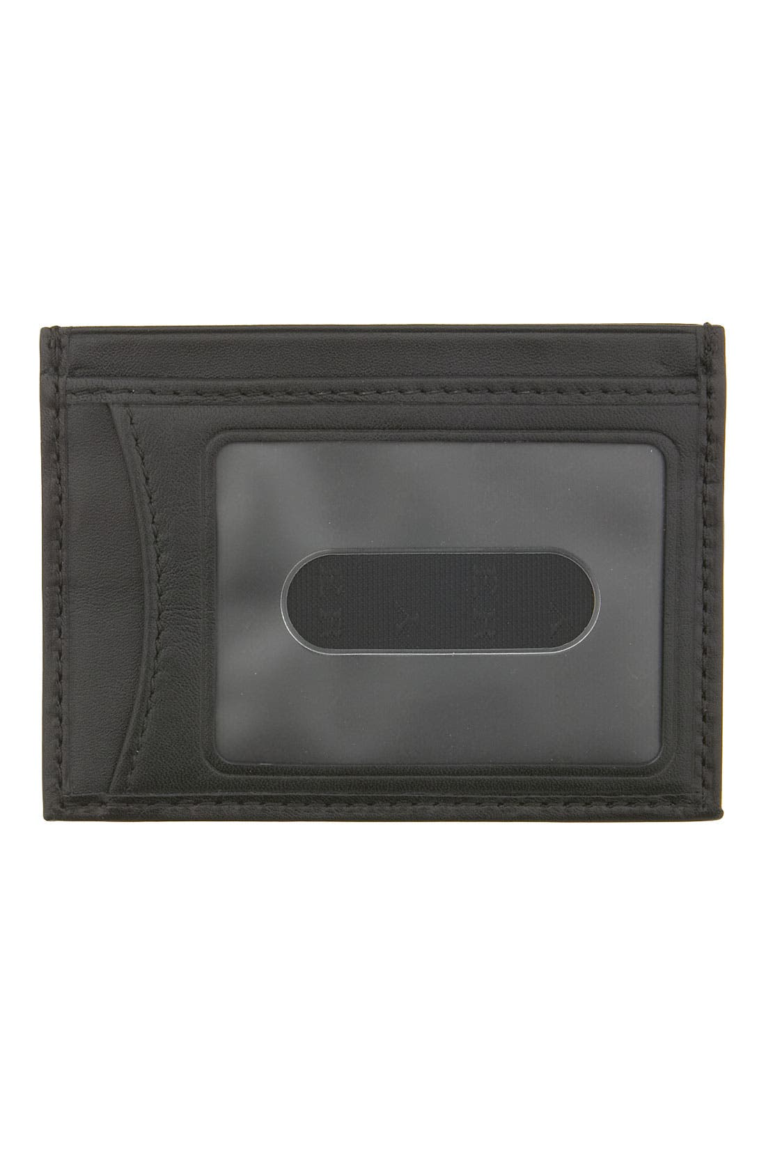 Alternate Image 2  - Burberry Front Pocket Credit Card Case