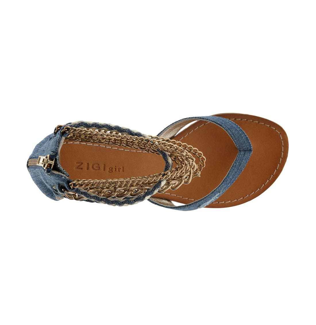 Alternate Image 3  - ZiGi girl 'To Die For' Sandal