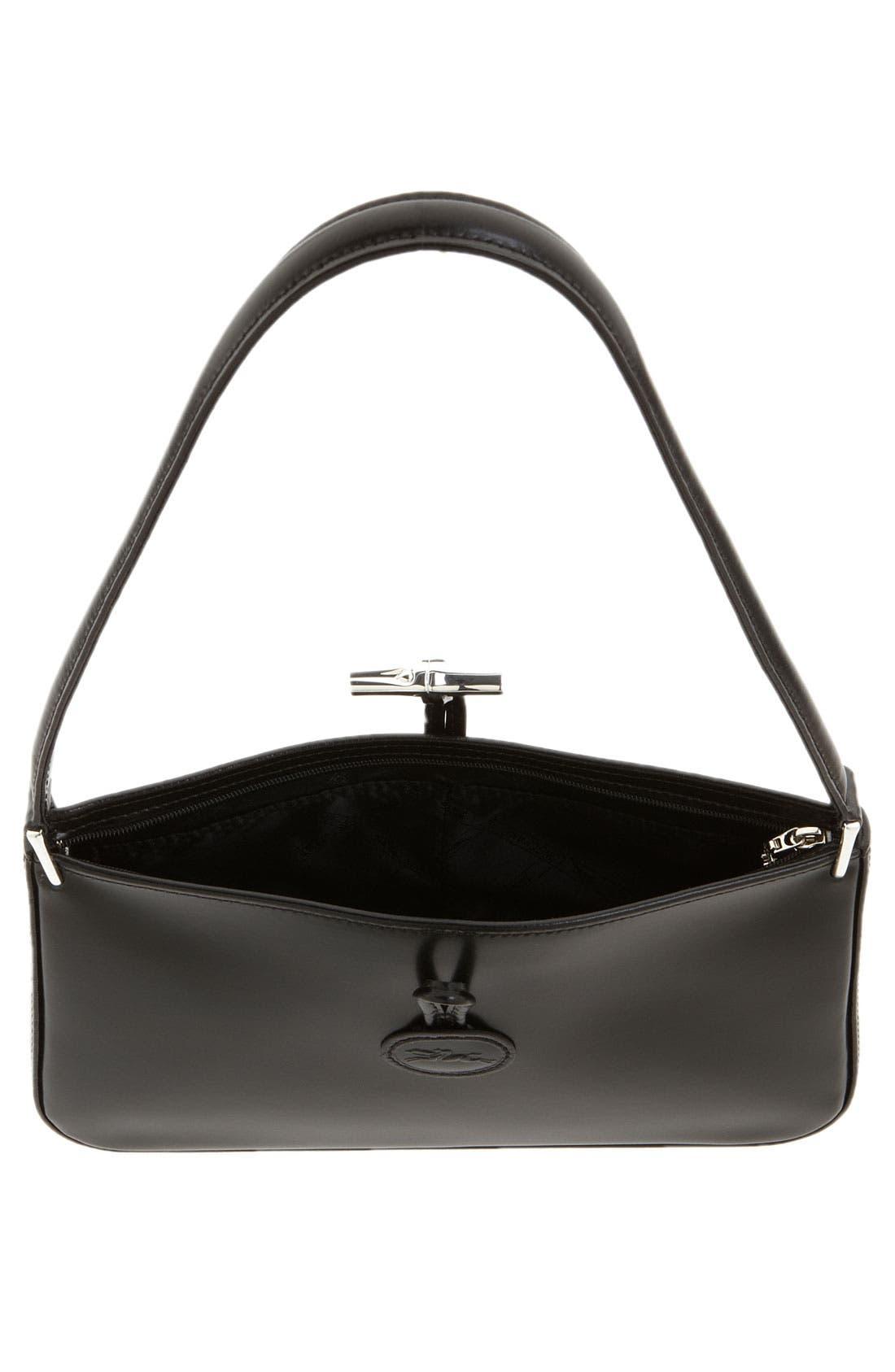 Alternate Image 3  - Longchamp 'Roseau' Shoulder Bag, Small