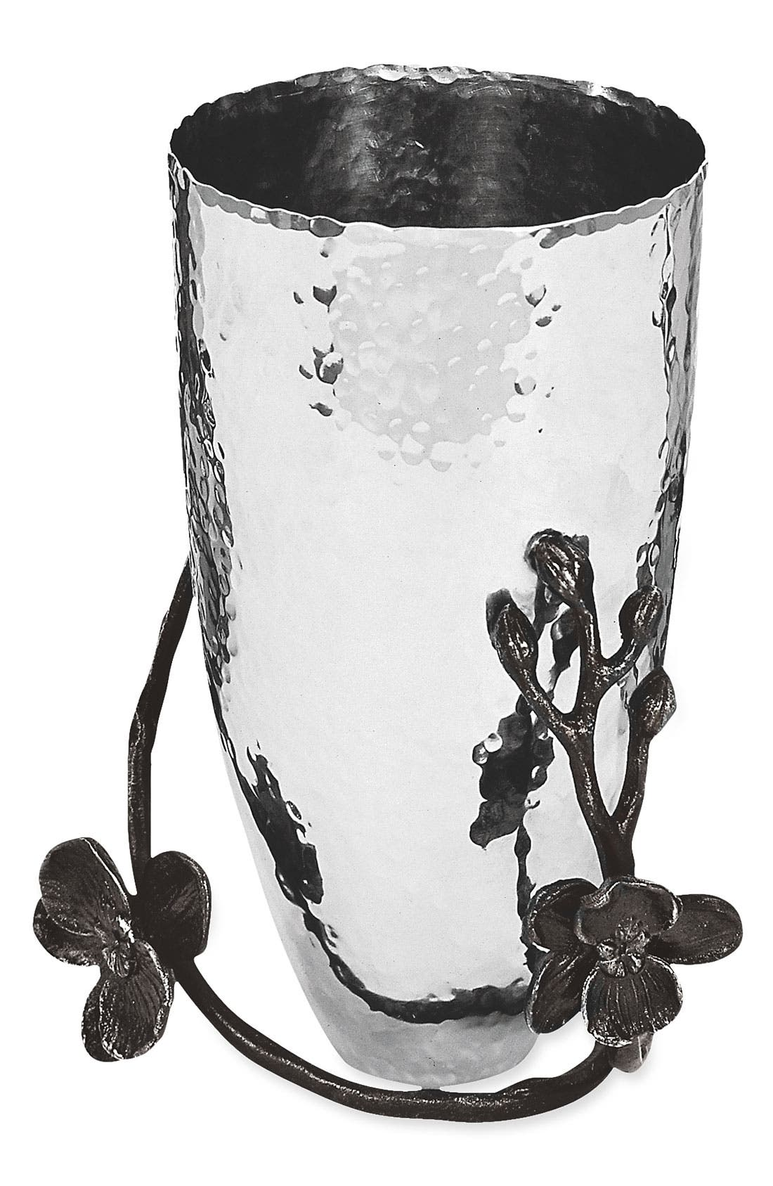 Alternate Image 1 Selected - Michael Aram 'Black Orchid' Vase
