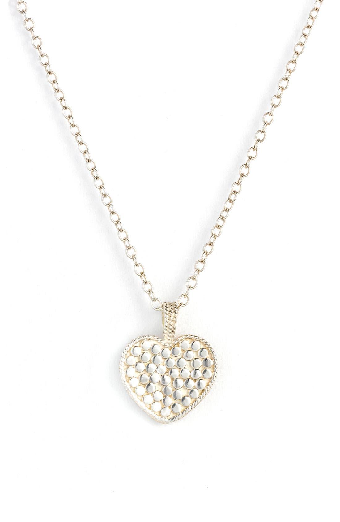 Alternate Image 3  - Anna Beck 'Gili' Reversible Heart Pendant Necklace
