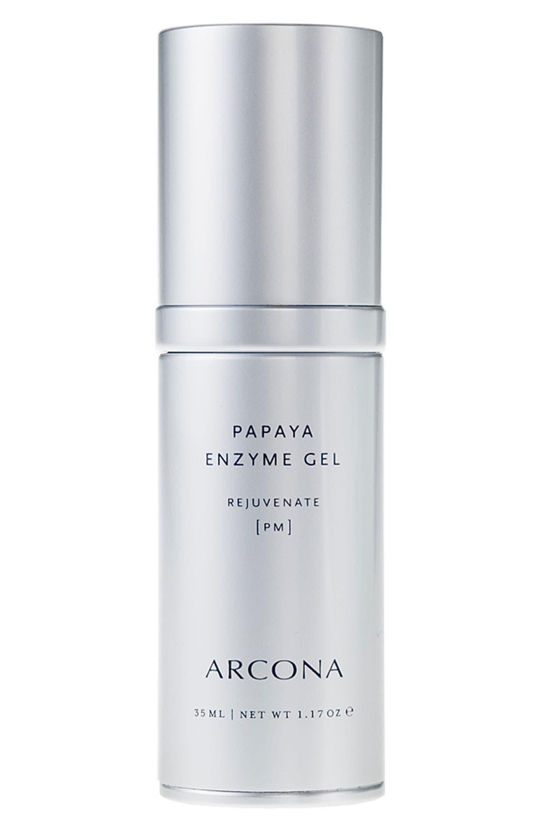ARCONA Papaya Enzyme Gel