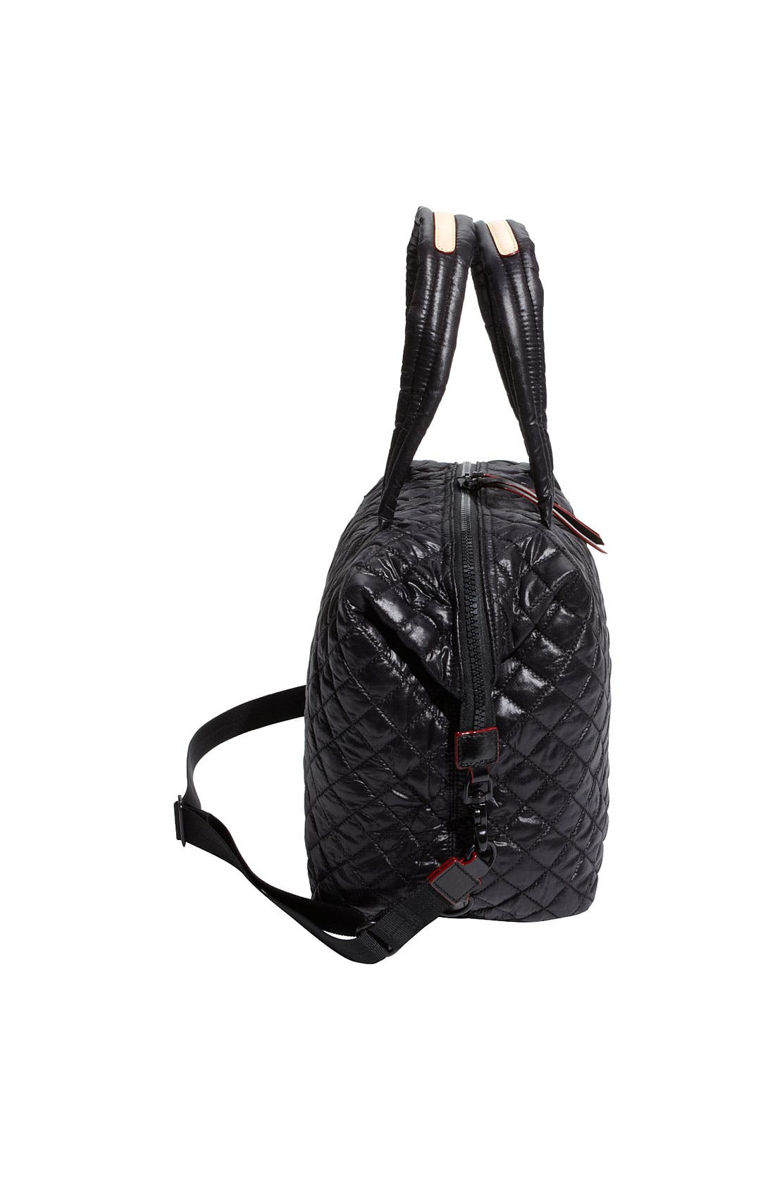 Alternate Image 4  - MZ Wallace 'Large Sutton' Quilted Oxford Nylon Shoulder Tote