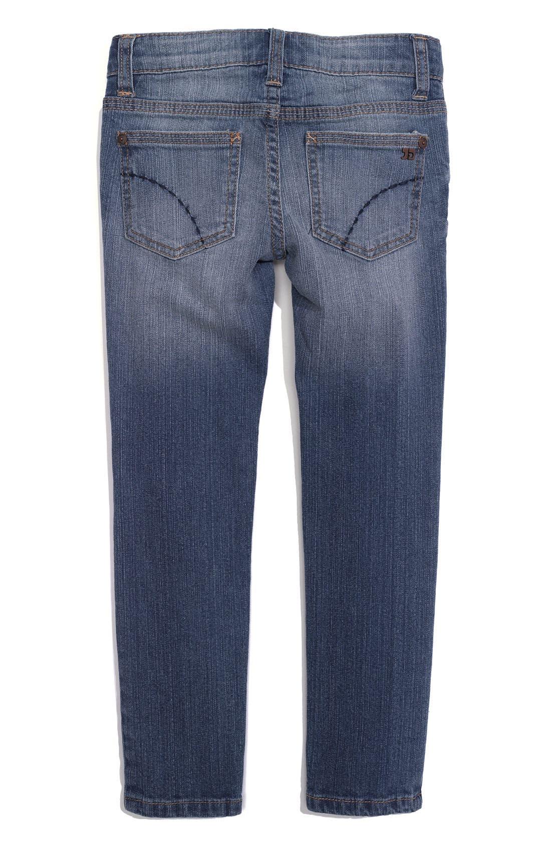 Alternate Image 1 Selected - Joe's Skinny Jeans (Toddler)