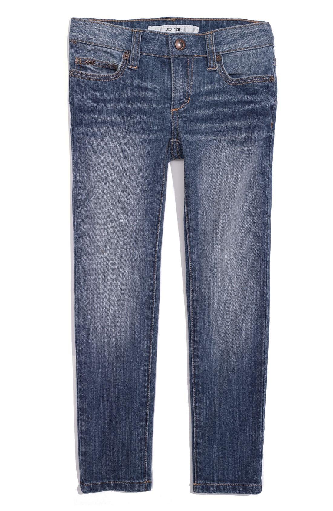 Alternate Image 2  - Joe's Skinny Jeans (Toddler)