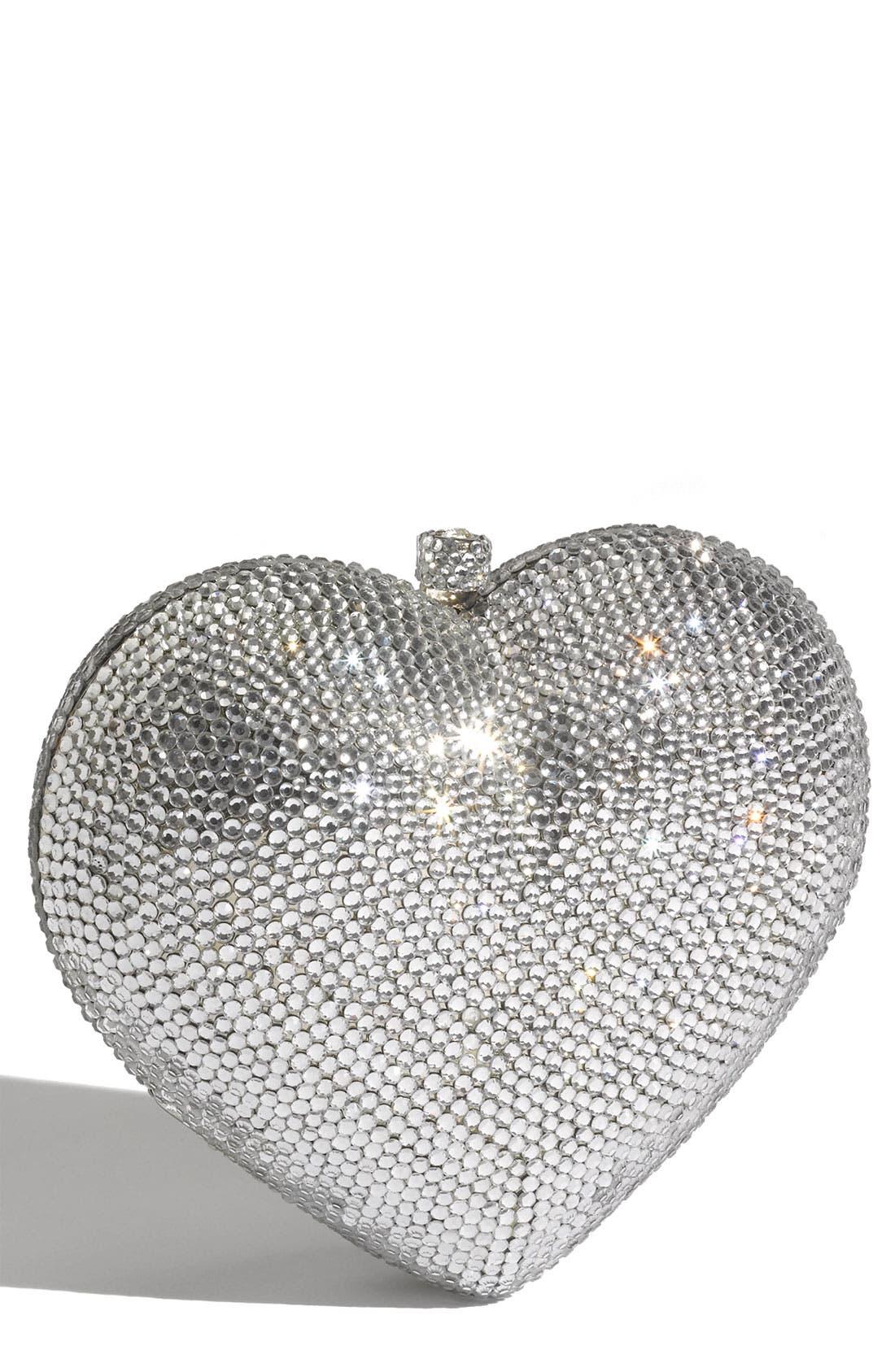 Main Image - Tasha 'Heart' Clutch