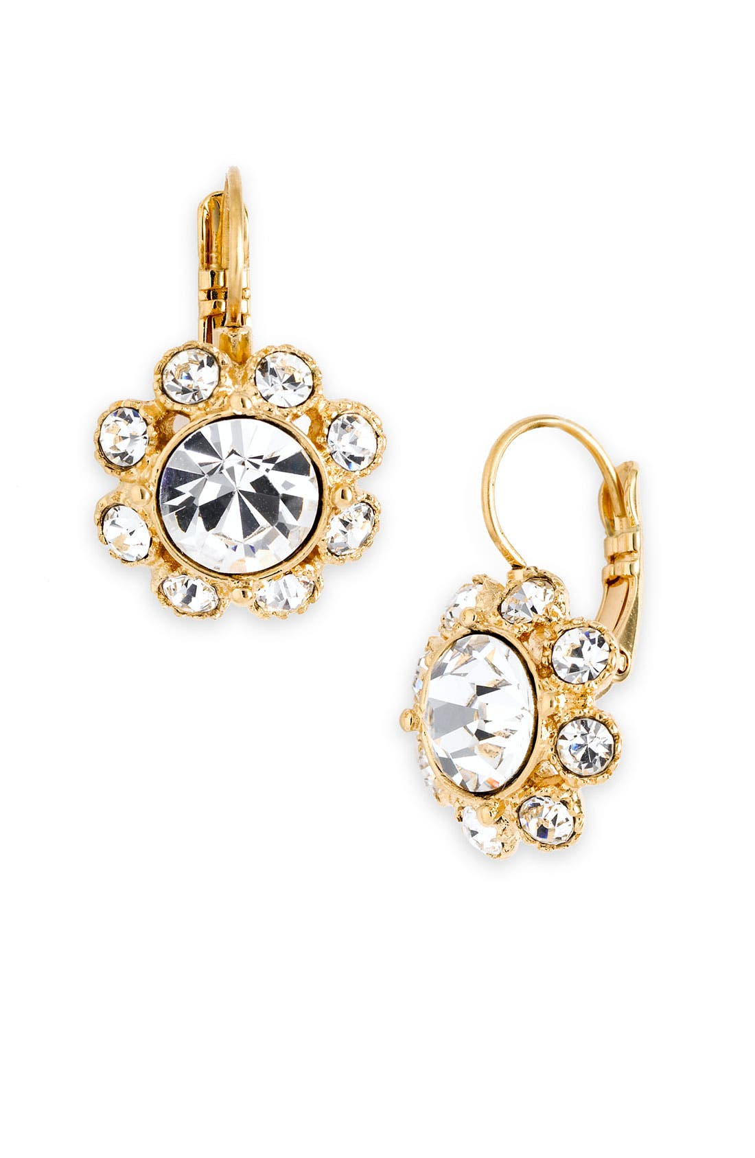 Main Image - kate spade new york 'putting on the ritz' earrings