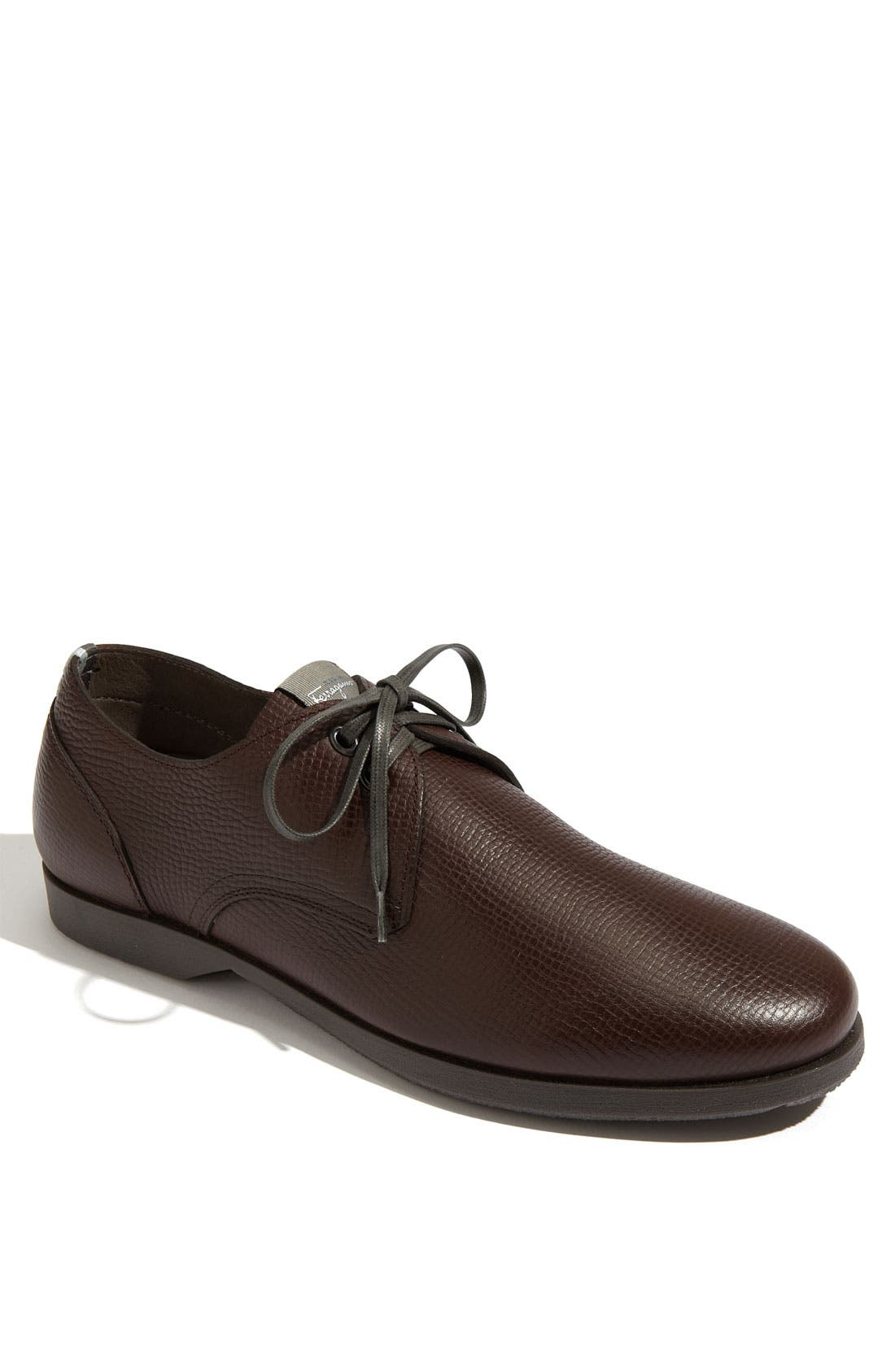 Alternate Image 1 Selected - Salvatore Ferragamo 'Motion' Oxford