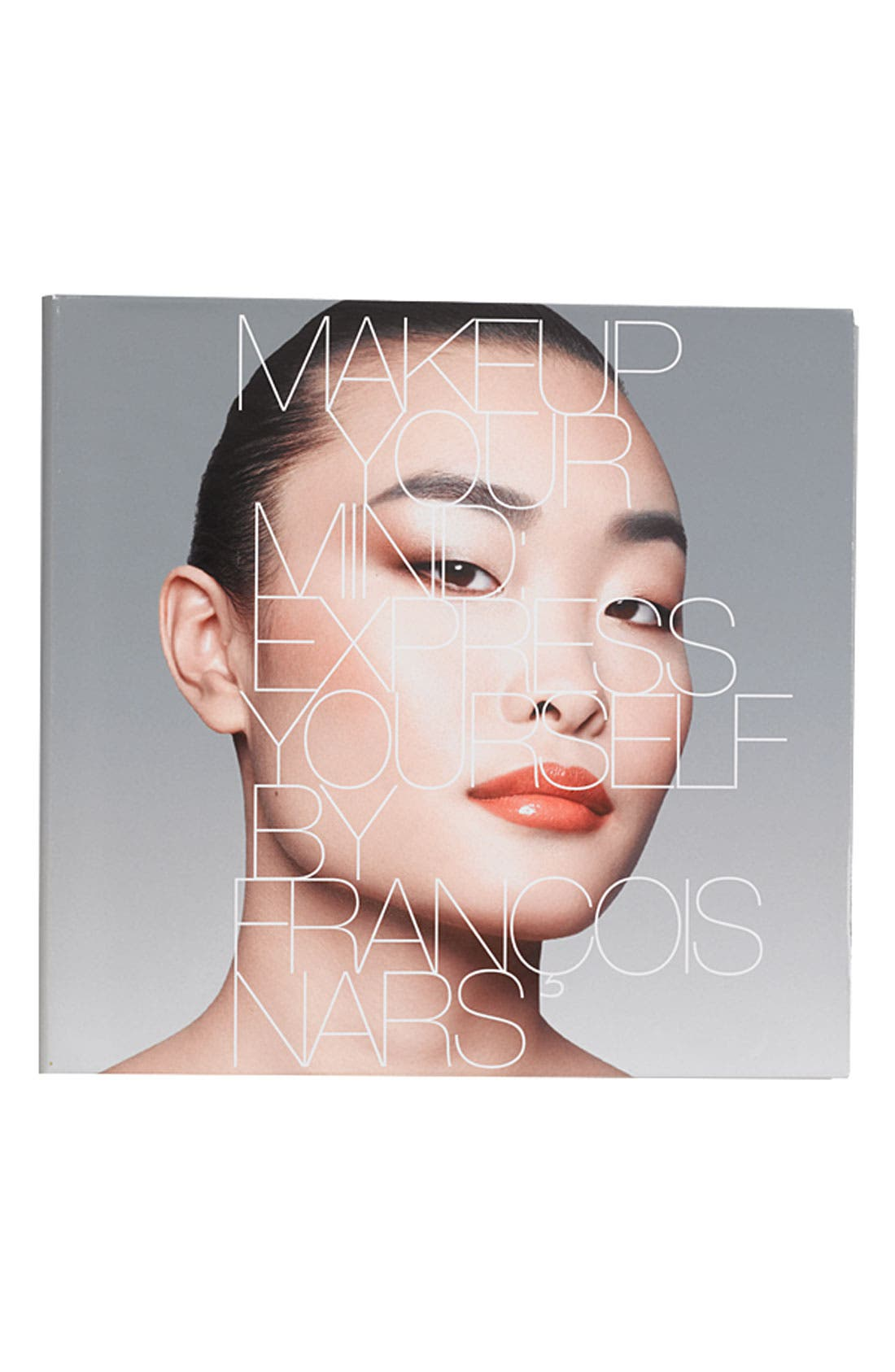 Alternate Image 1 Selected - NARS 'Makeup Your Mind: Express Yourself' Book
