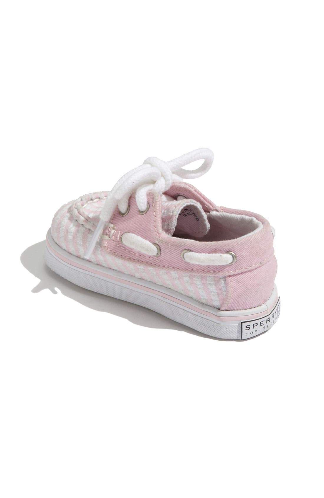 Alternate Image 2  - Sperry Kids 'Bahama' Crib Shoe (Baby)