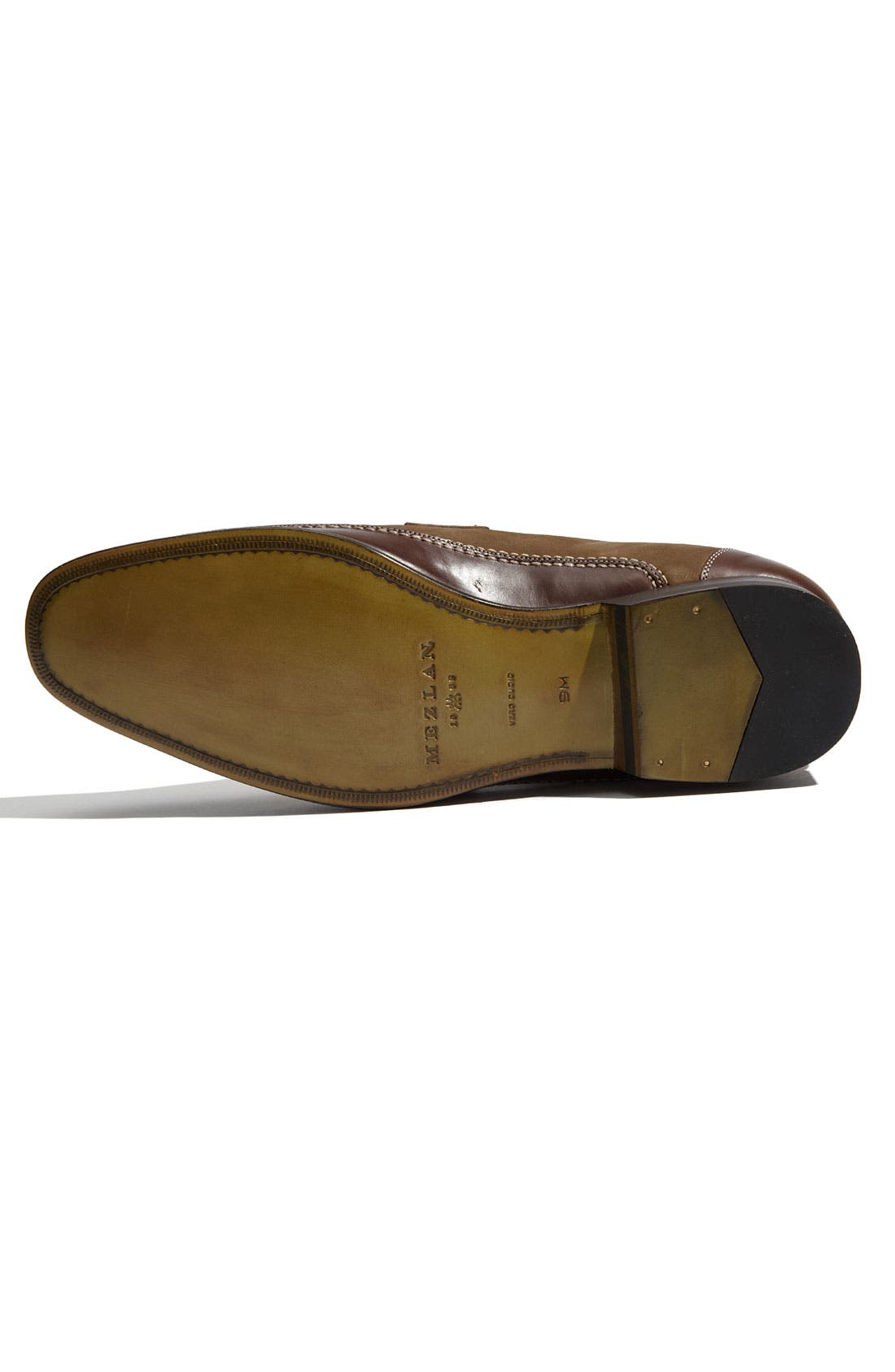 Alternate Image 4  - Mezlan 'Ruskin' Penny Loafer
