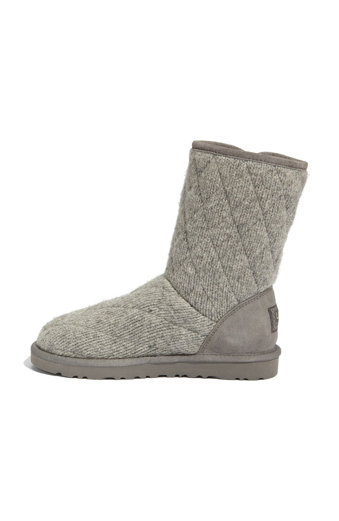 Alternate Image 2  - UGG® Australia 'Mountain' Quilted Boot (Women)