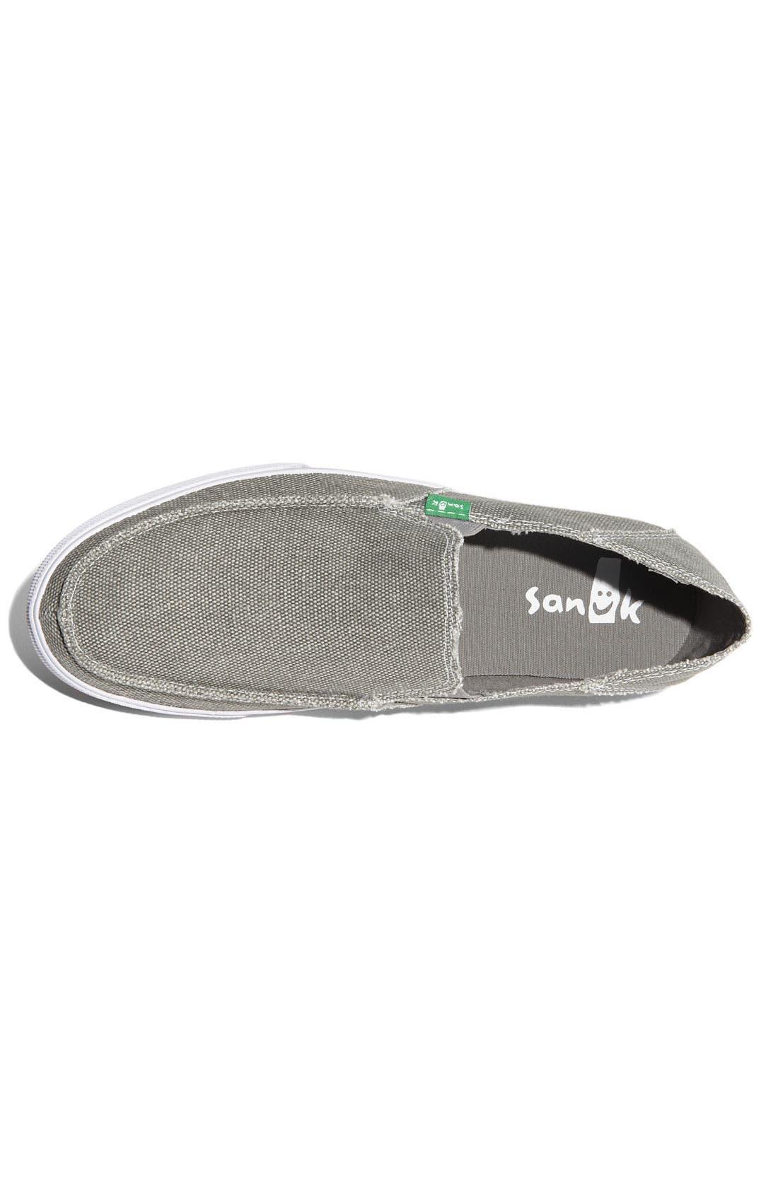 Alternate Image 2  - Sanuk 'Standard' Slip-On