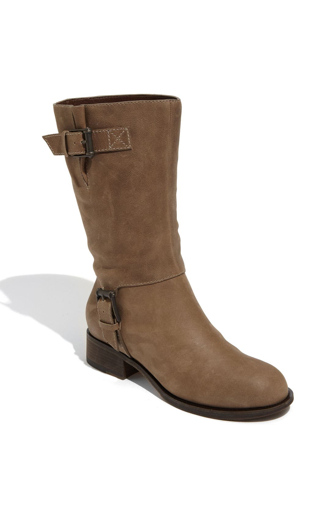 Alternate Image 1 Selected - Cole Haan 'Air Leora' Mid Calf Leather Boot