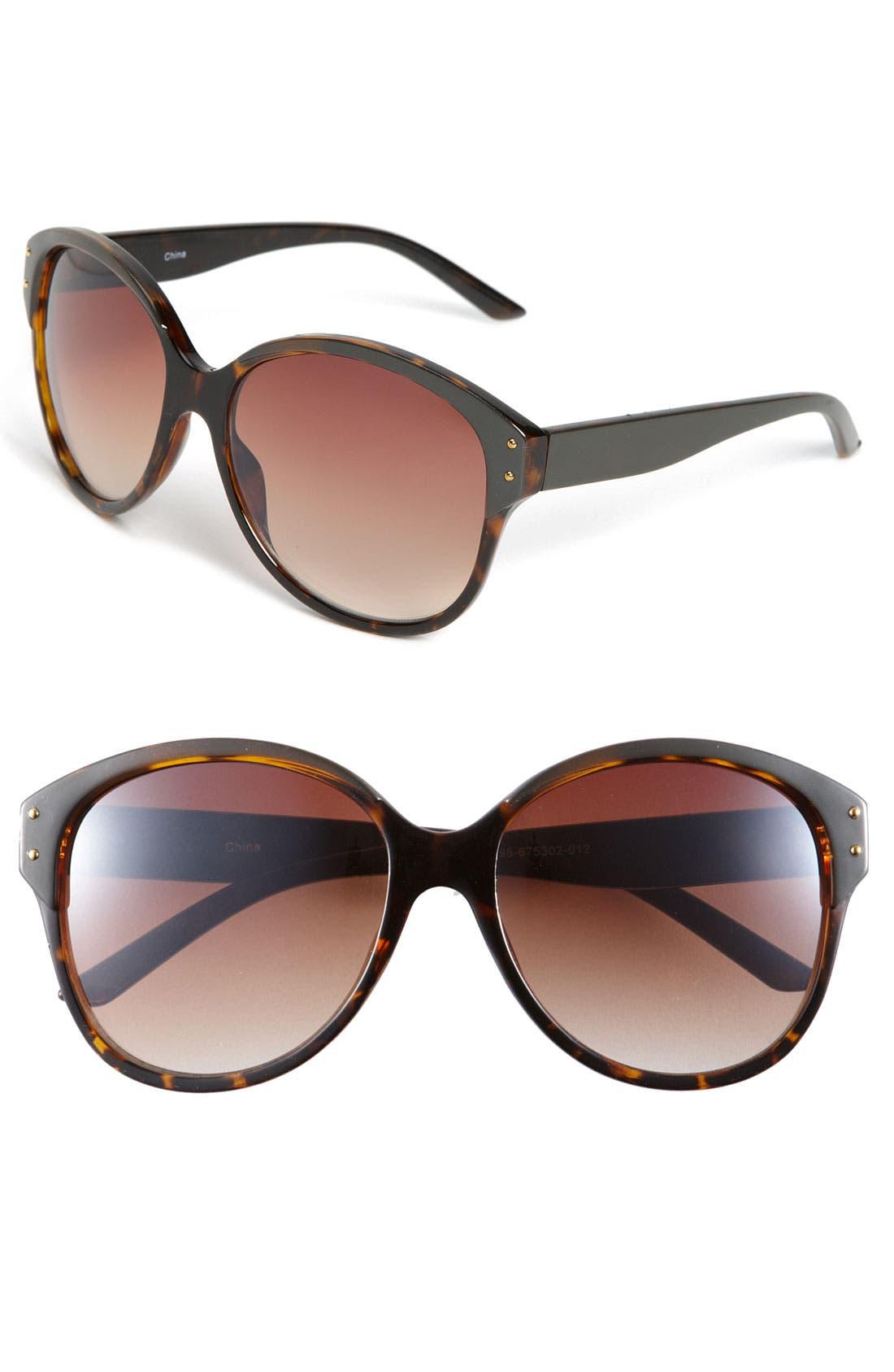 Main Image - Icon Eyewear 'Theresa' Sunglasses