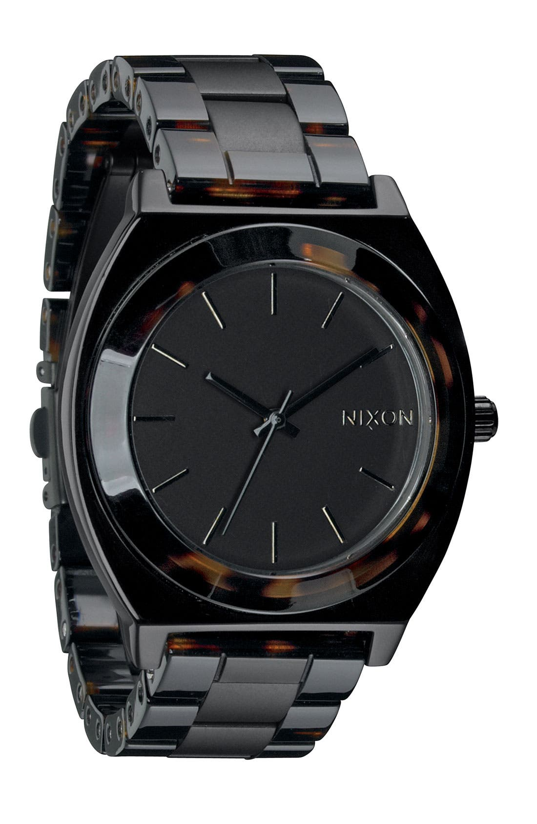Alternate Image 1 Selected - Nixon 'The Time Teller' Watch, 37mm