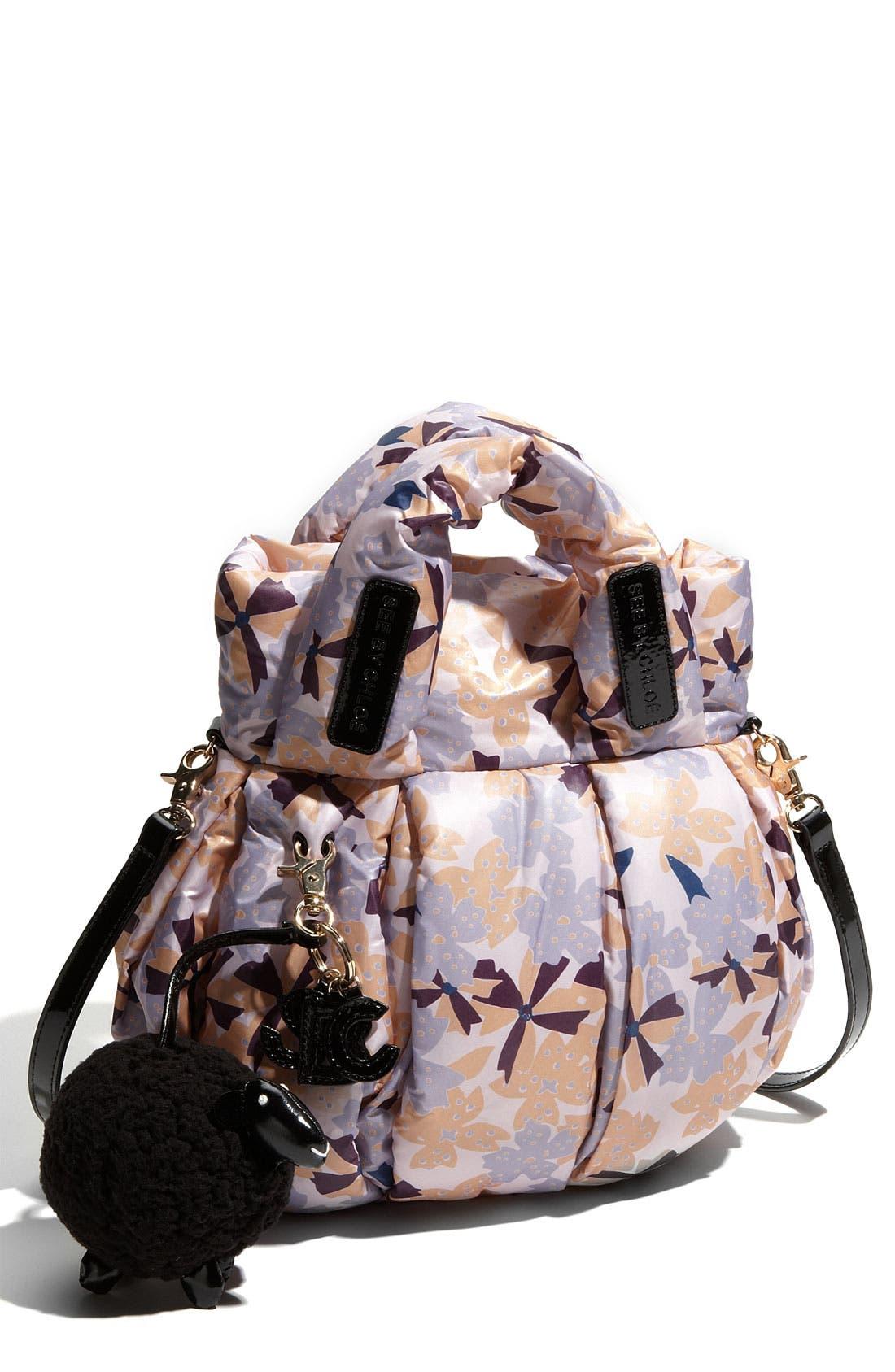 Alternate Image 1 Selected - See By Chloé 'Joyrider - Small' Crossbody Bag