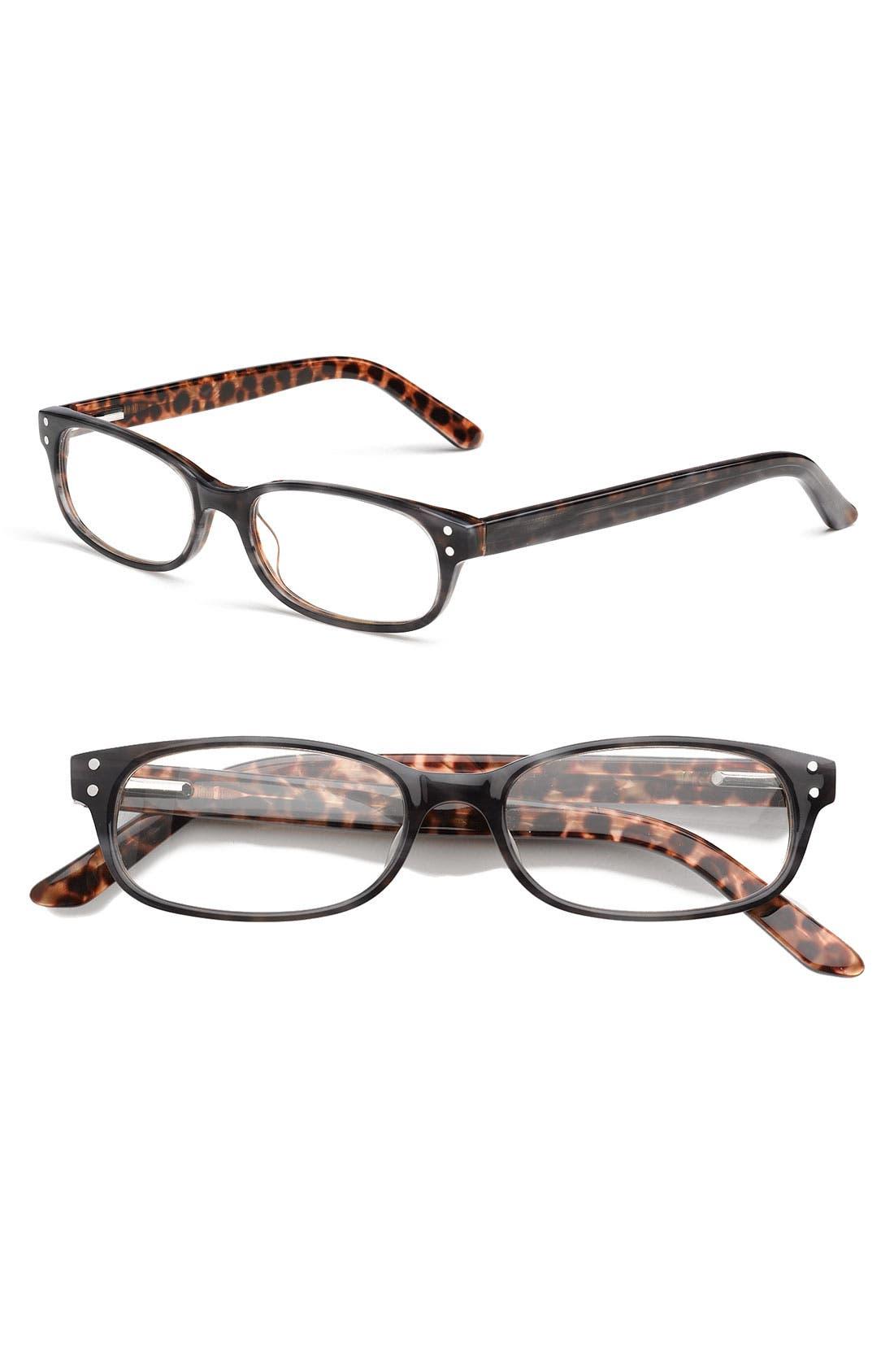 Alternate Image 1 Selected - I Line Eyewear 'Phantom' Reading Glasses