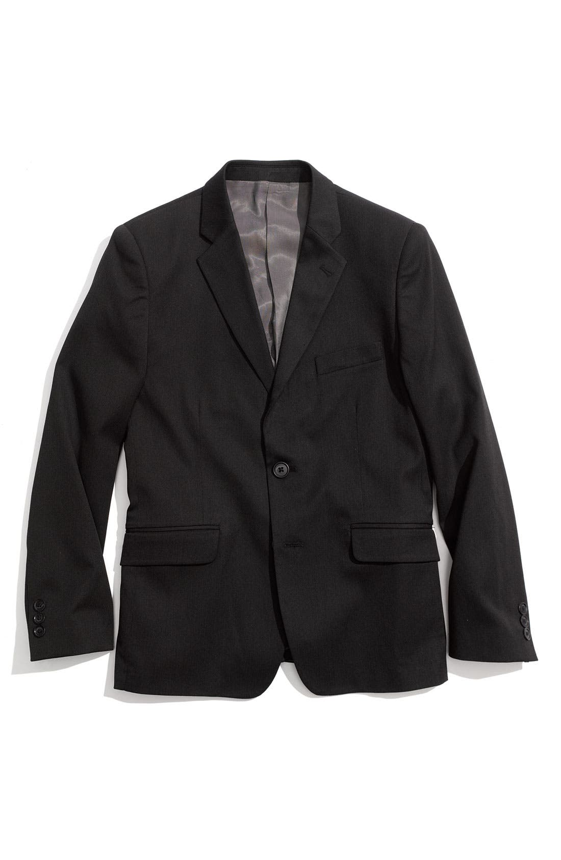 Alternate Image 1 Selected - C2 by Calibrate Slim Fit Jacket (Big Boys)