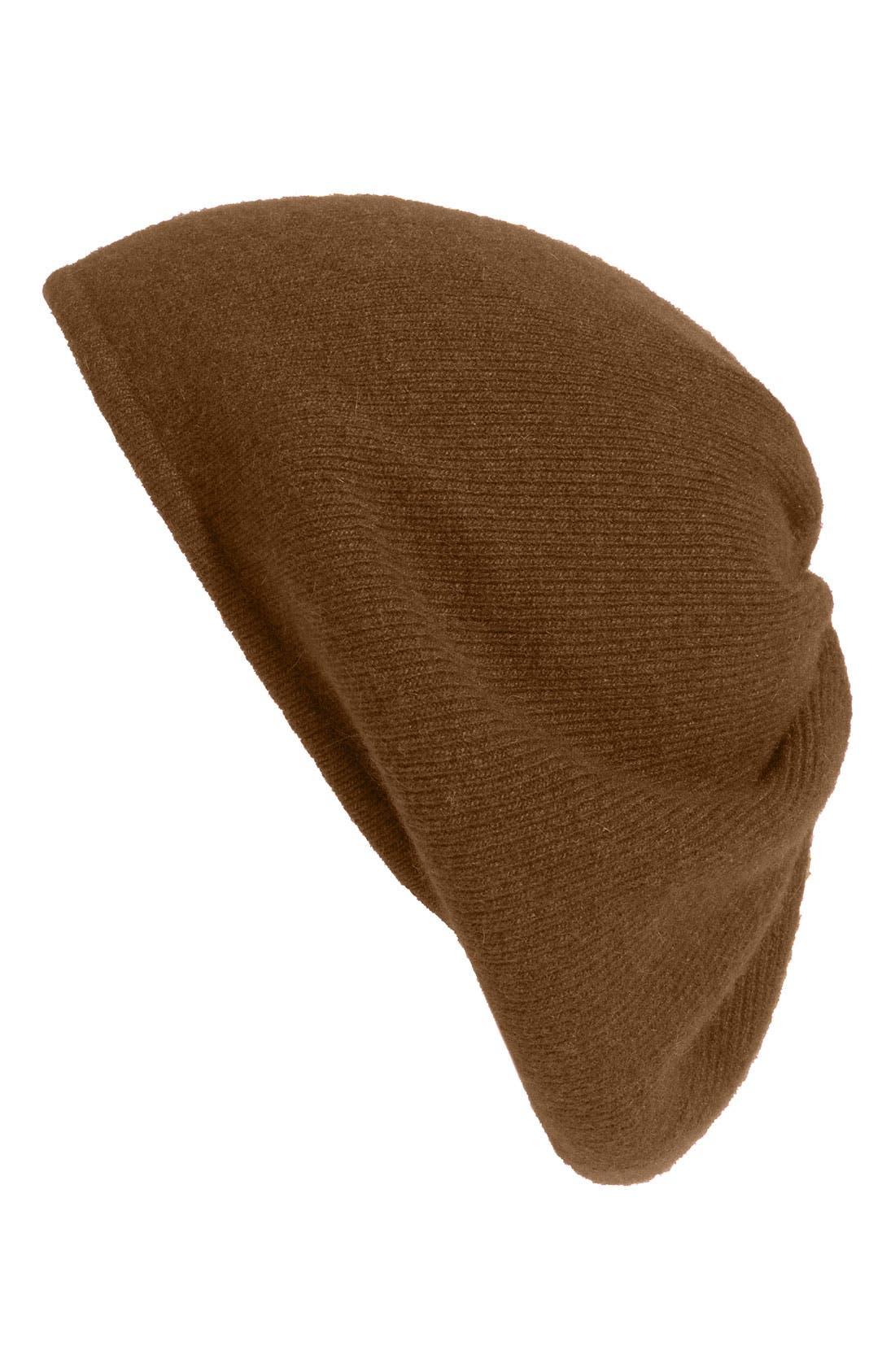 Alternate Image 1 Selected - Portolano 'Item' Knit Hat