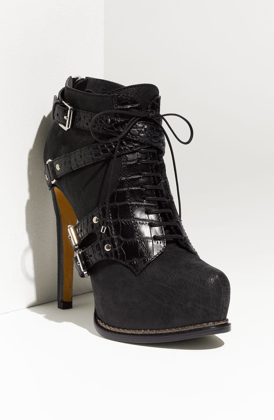 Alternate Image 1 Selected - Dior 'Guetre' Platform Bootie