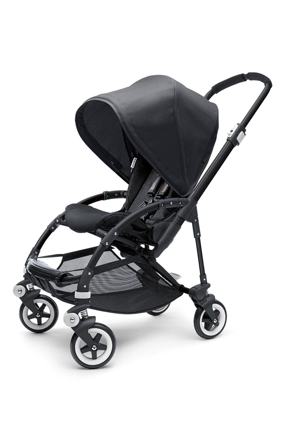 Alternate Image 1 Selected - Bugaboo 'Bee - All Black' Stroller