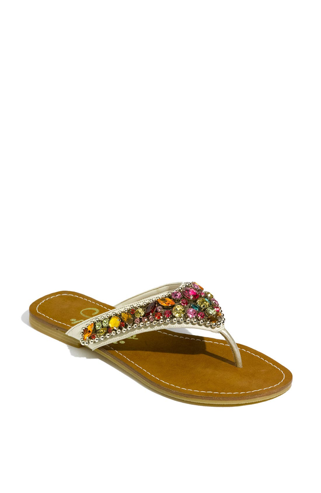 Alternate Image 1 Selected - Callisto 'Jellie' Sandal