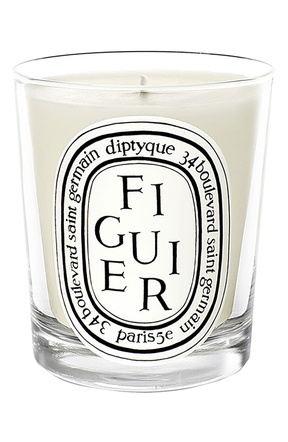Figuier/Fig Tree Scented Candle,                             Main thumbnail 1, color,