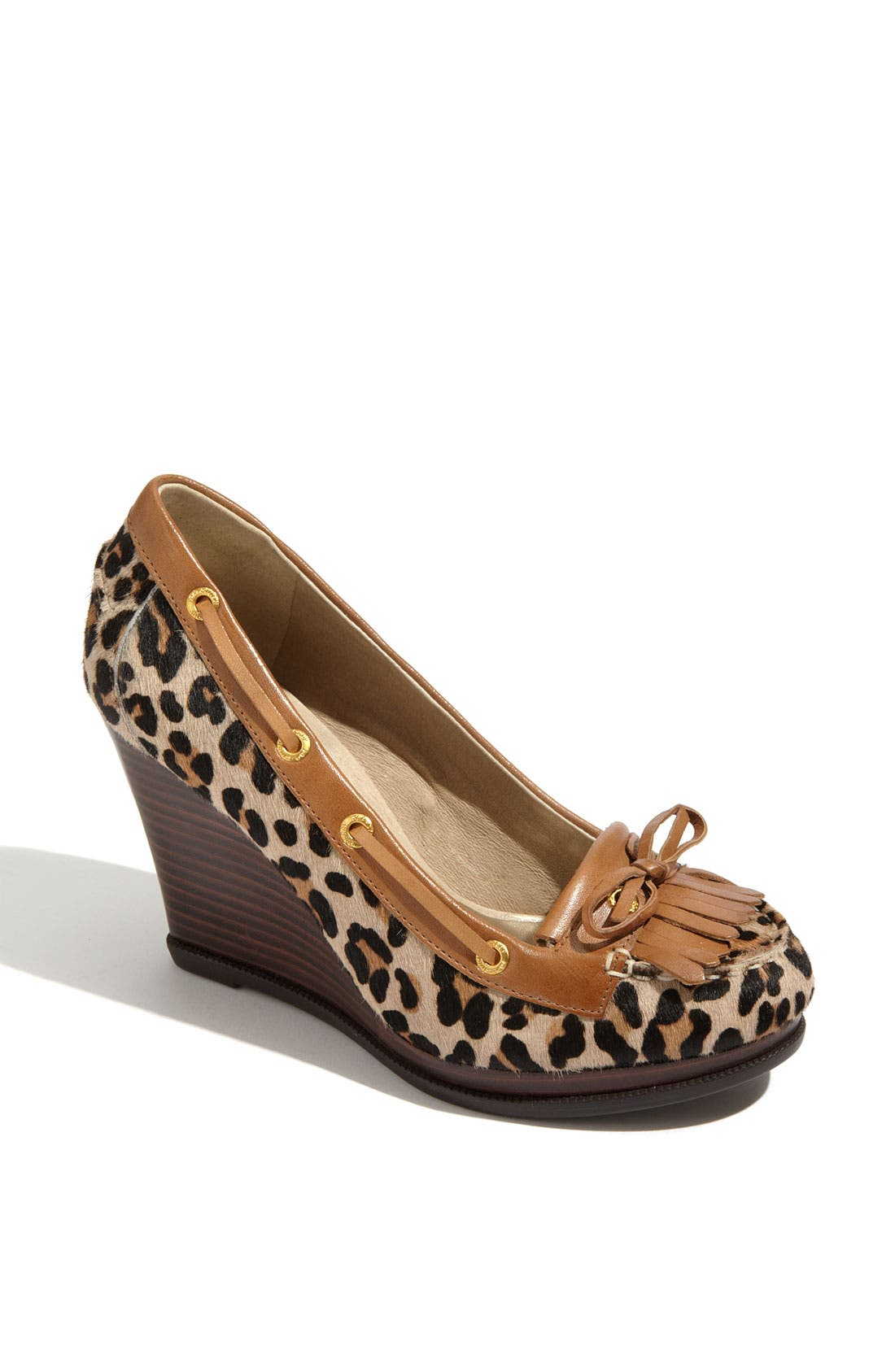 Alternate Image 1 Selected - Sperry Top-Sider® 'Fairwind' Wedge Loafer