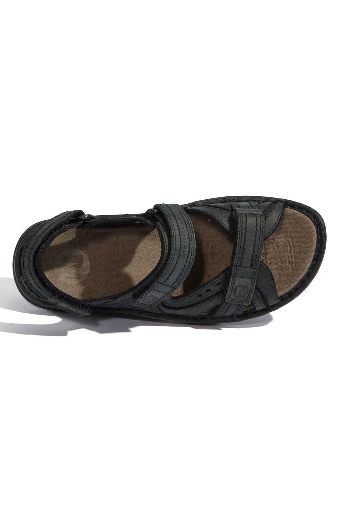 Alternate Image 3  - Merrell 'World Impulse' Sandal (Men)