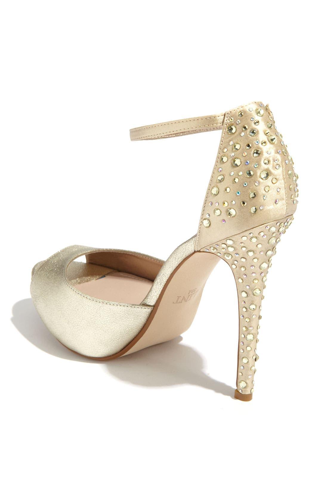Alternate Image 2  - Glint 'Viola' Jeweled Sandal