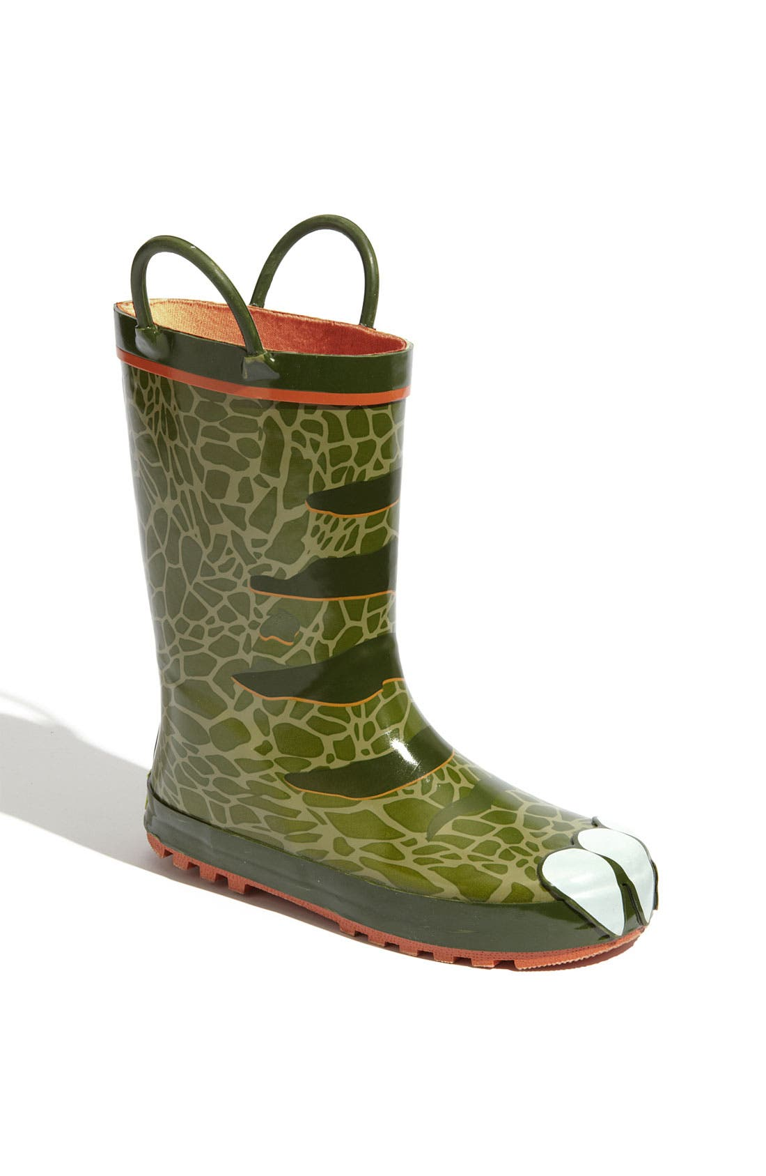 Alternate Image 1 Selected - Western Chief 'Dino' Rain Boot (Walker, Toddler & Little Kid)