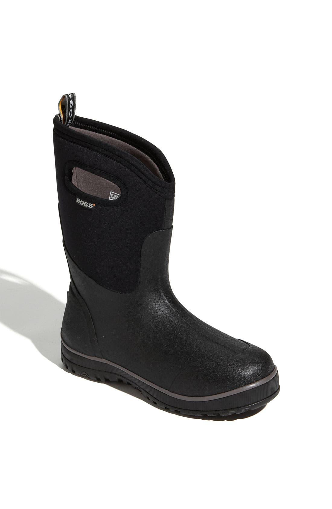 Alternate Image 1 Selected - Bogs 'Classic Ultra' Mid High Rain Boot   (Men)
