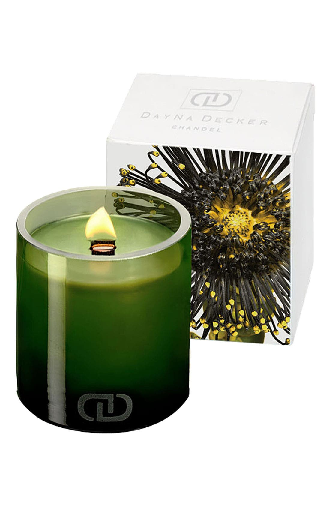 Alternate Image 1 Selected - DayNa Decker® 'Taiga' Chandel® Candle