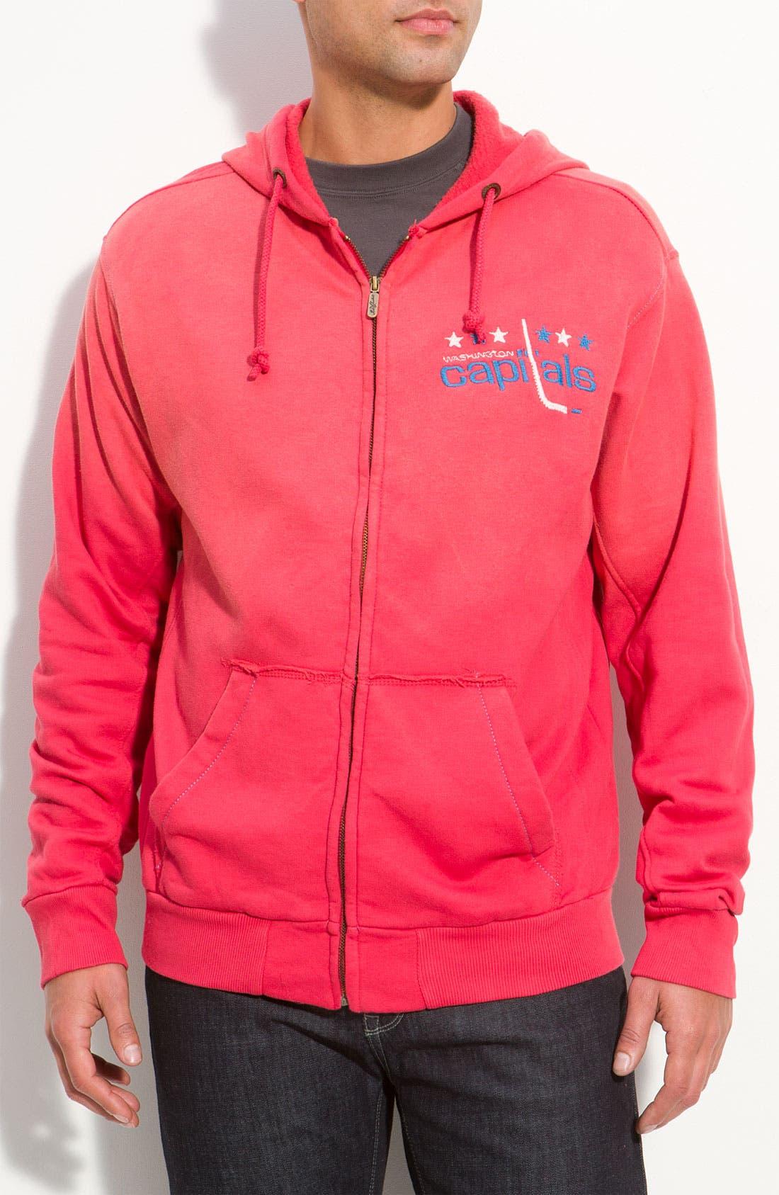 Alternate Image 1 Selected - Red Jacket 'Capitals' Hoodie